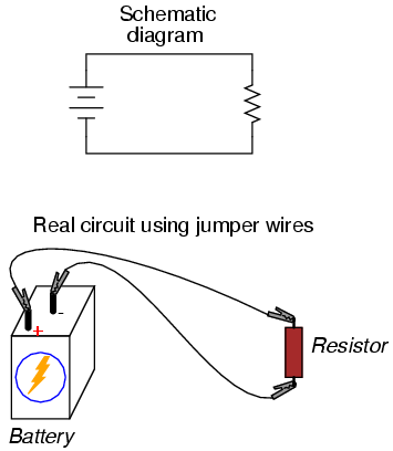 building electrical wiring schematic simple vol i direct current  dc  series and parallel circuits  series and parallel circuits
