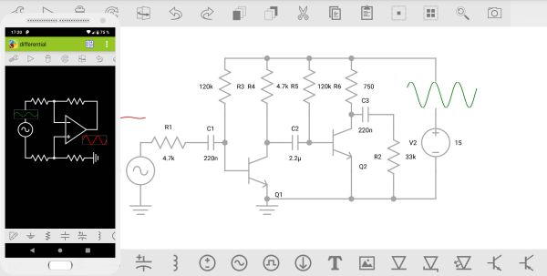 Ecstudio Electronic Circuit Simulation
